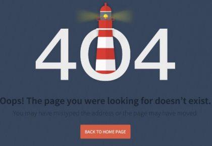 武汉seo建站带你看看网站建设中设置404页面的优势